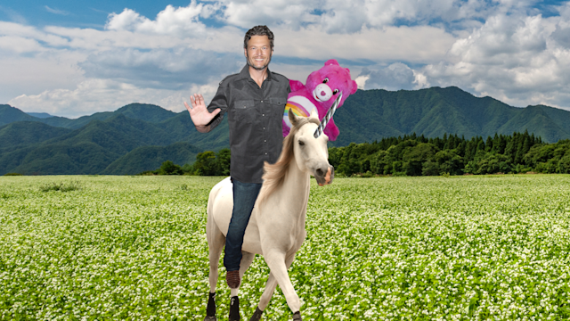 Inside Blake Shelton's mind