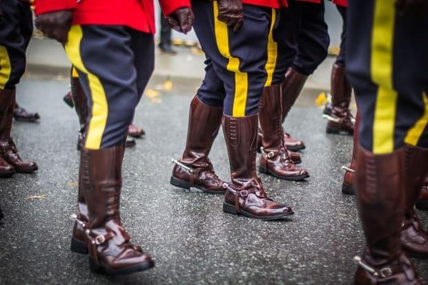 The RCMP's federal policing mandate covers investigations involving national security, terrorism,cybercrime andorganized crime.  (Nic Amaya/CBC - image credit)