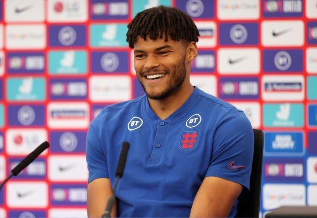 Mings was speaking at a press conference ahead of England's Group D meeting with Scotland on Friday