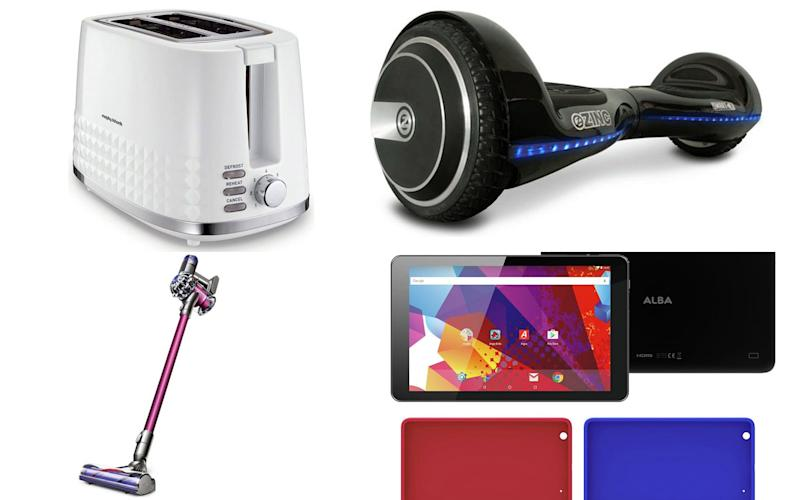 Argos Black Friday 2017 deals: Today's best offers, including TVs and tablets