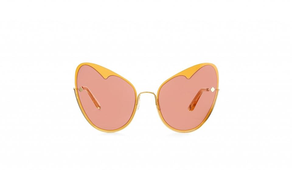 """<p>Founded by influencer Betty Bachz and Torunn Gullaksen, Moy Atelier's line of original sunglasses is finally available to snap up. They may be a little pricey but with heart-shaped frames and rose-tinted lenses, they just might be worth it.<br><a rel=""""nofollow noopener"""" href=""""http://www.avenue32.com/uk/designers/moy-atelier/"""" target=""""_blank"""" data-ylk=""""slk:Avenue 32, from £245"""" class=""""link rapid-noclick-resp""""><i>Avenue 32, from £245</i></a> </p>"""