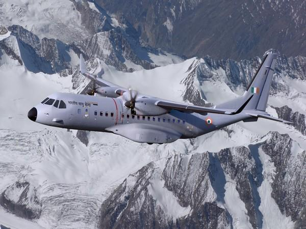 The C295 is used for tactical transport of up to 71 troops or 50 paratroopers and for logistic operations