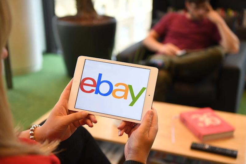 eBay is selling one $275 item for $20 today. Source: Getty