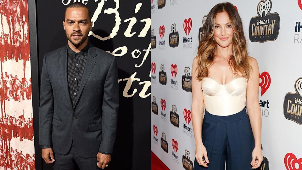 Jesse Williams and Minka Kelly have broken up, a source close to the former couple tells ET.