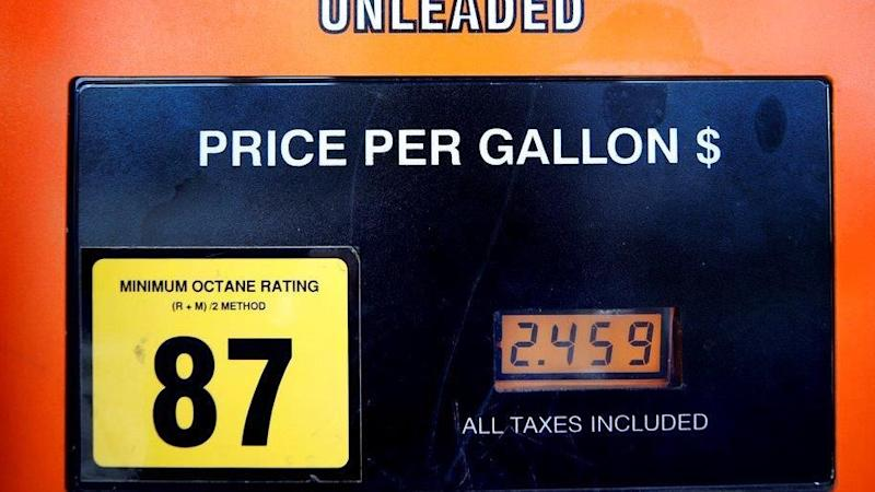 Hurricane Harvey drives up gas prices by 35 cents at local pumps