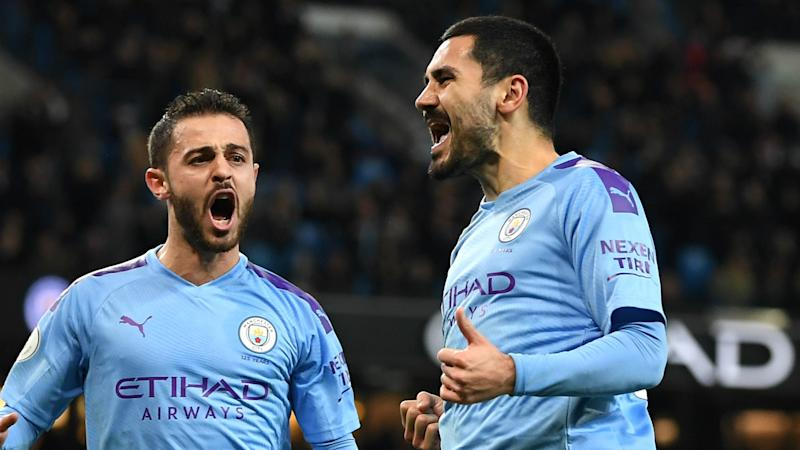 Manchester City-Leicester (3-1) - Le Champion sort les muscles