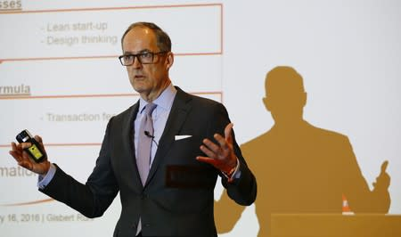 Kloeckner & Co could play role in Thyssenkrupp restructuring - CEO