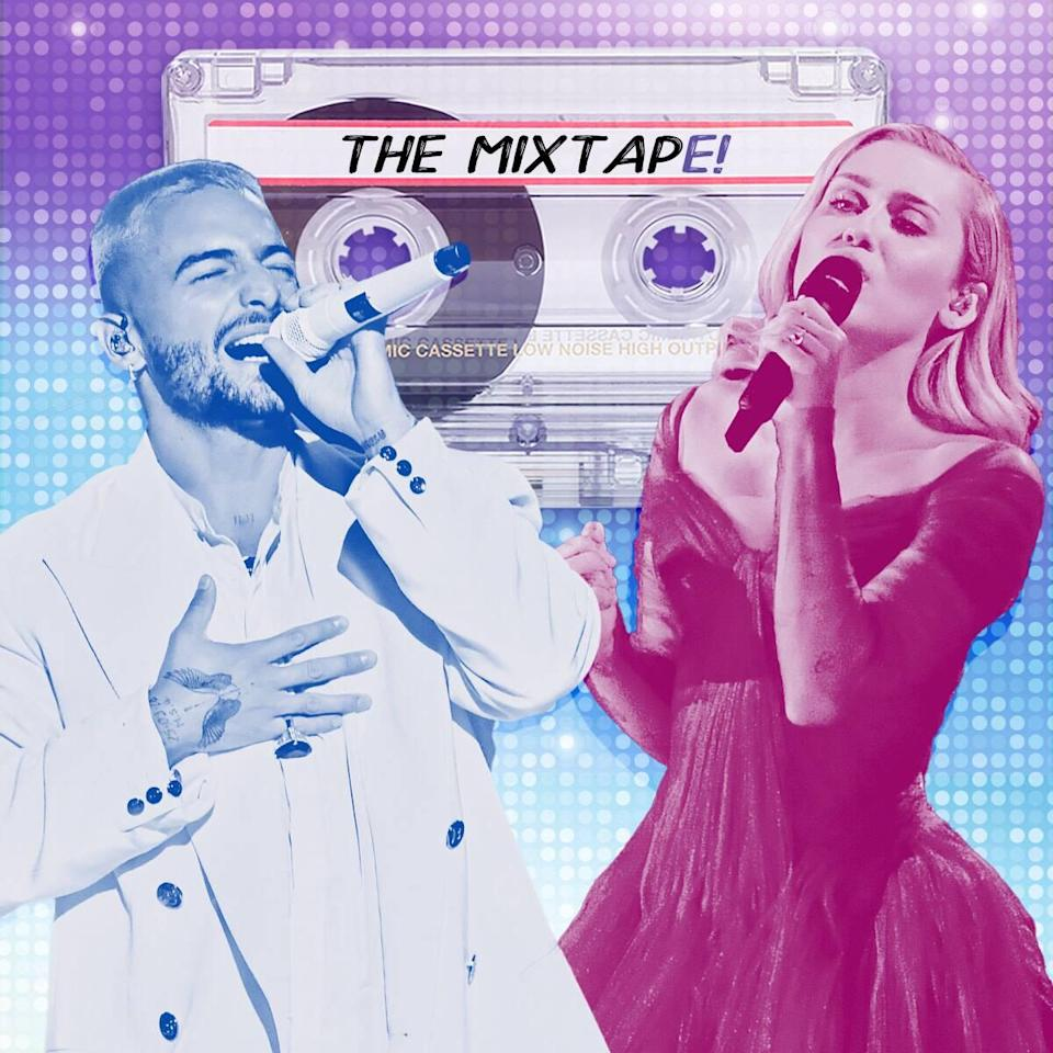 The MixtapE! Presents Maluma, Miley Cyrus and More New Music Musts
