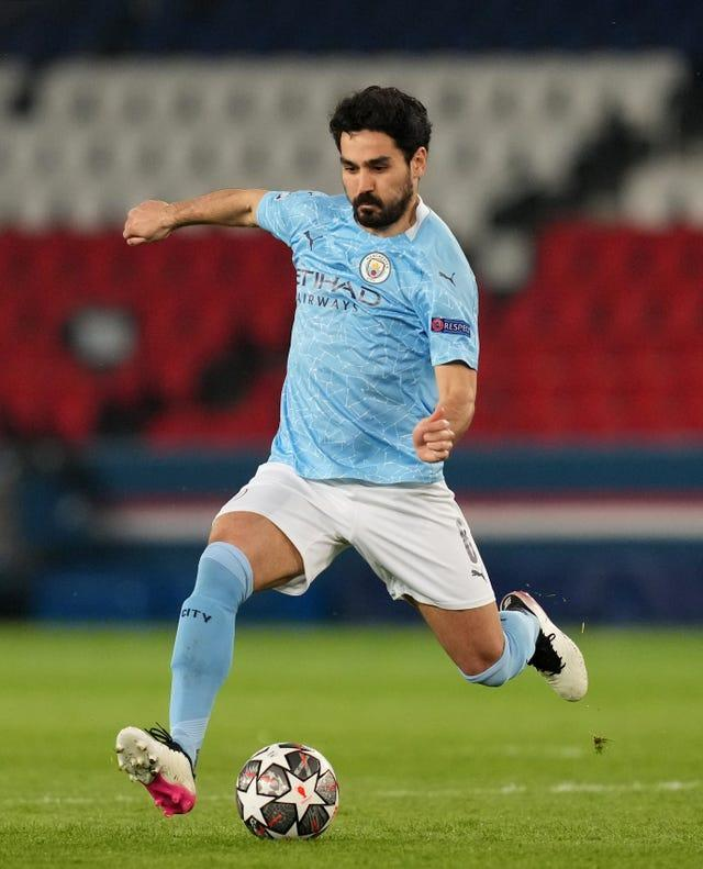 Gundogan believes City have learned from their past Champions League exits