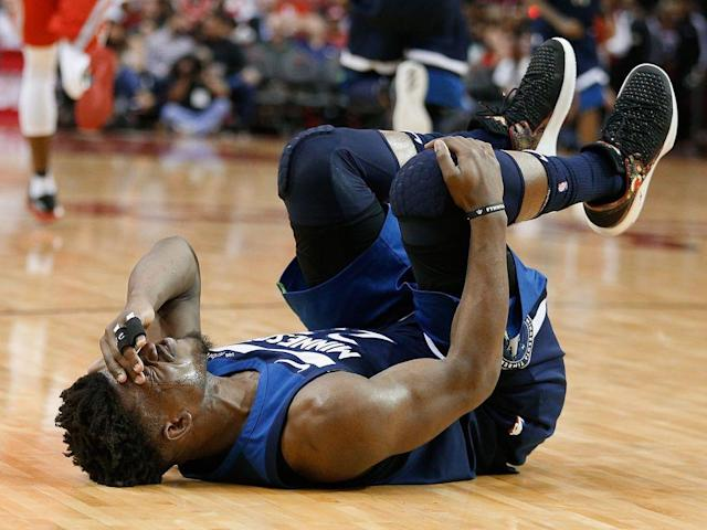 "<p>The Timberwolves' utilization of Jimmy Butler this season has run beyond an unhealthy reliance, falling closer to an addiction. And now, the withdrawal symptoms—fear, confusion, loss of identity, and despair—will inevitably hit hard.</p><p>Butler, a four-time All-Star, was diagnosed with a meniscus injury in his right knee on Saturday, with <a href=""https://protect-us.mimecast.com/s/PtnbCNkGkWT5BwR1tjVtbU?domain=twitter.com"" rel=""nofollow noopener"" target=""_blank"" data-ylk=""slk:Yahoo Sports reporting"" class=""link rapid-noclick-resp"">Yahoo Sports reporting</a> that he will undergo surgery and miss four-to-six weeks. Minnesota's prized off-season acquisition <a href=""http://www.si.com/nba/2018/02/23/jimmy-butler-knee-injury-news-updates-timberwolves-rockets"" rel=""nofollow noopener"" target=""_blank"" data-ylk=""slk:sustained the injury on a non-contact play"" class=""link rapid-noclick-resp"">sustained the injury on a non-contact play</a> during a road loss to the Rockets on Friday. The 28-year-old wing had to be helped off the court by his teammates, who will now plunge towards the franchise's goal of snapping a 13-year postseason drought without their best all-around player for at least a month.</p><p>The facts of Butler's role and importance in Minnesota are remarkable, even by a superstar's standards. He led the NBA with 37.3 MPG. He was the linchpin of the NBA's most-used five-man lineup, a starting group that logged 1,086 minutes so far this season, 331 minutes more than any other lineup in the league. He led the Timberwolves in scoring and usage. Minnesota only has three lineup combinations log at least 100 minutes together; Butler, unsurprisingly, was a member of all three. </p><p>Tom Thibodeau traded for Butler last summer with the goal of making the 2018 playoffs. His plan was as simple as it gets: ride the hard-charging Butler as hard as possible, and hope that his key youngsters, Karl-Anthony Towns and Andrew Wiggins, could keep up. On the most basic level, Thibodeau's plan was working, even as critics rightfully raised questions about the heavy minutes his stars played and his short rotations. Minnesota (36–26) had already exceeded last year's win total of 31, dueling in the standings with heavyweights like the Spurs and Thunder rather than push-overs like the Suns and Lakers.</p><p>Butler doesn't deserve <em>all</em> the credit for the year-over-year turnaround—just most of it. He ranked third-league wide in Real Plus-Minus, ahead of LeBron James, Stephen Curry, Kevin Durant, Giannis Antetokounmpo and a host of other A-listers. With Butler on the court, the Timberwolves' net rating was +7.8, roughly equivalent to the No. 3 ranked Raptors. Without him, the Timberwolves' net rating plunged to -8.7, roughly equivalent to the No. 29 ranked Kings. With Butler, Minnesota managed to <a href=""http://www.espn.com/nba/hollinger/teamstats/_/order/true"" rel=""nofollow noopener"" target=""_blank"" data-ylk=""slk:boast the No. 3 overall offense"" class=""link rapid-noclick-resp"">boast the No. 3 overall offense</a> despite <a href=""http://www.hoopsstats.com/basketball/fantasy/nba/teamstats/18/7/pts/1-1"" rel=""nofollow noopener"" target=""_blank"" data-ylk=""slk:ranking 27th in bench scoring"" class=""link rapid-noclick-resp"">ranking 27th in bench scoring</a>. With Butler, Minnesota enjoyed the West's No. 4 seed despite possessing <a href=""http://www.hoopsstats.com/basketball/fantasy/nba/teamstats/18/7/diffeff/1-1"" rel=""nofollow noopener"" target=""_blank"" data-ylk=""slk:the league's worst bench"" class=""link rapid-noclick-resp"">the league's worst bench</a>.</p><p>Although the Timberwolves aren't the first team in the West to lose a star player this season, they are uniquely ill-equipped to replace him. The Grizzlies lost Mike Conley, but they did so early enough in the season that expectations were recalibrated before Christmas. The Jazz and Nuggets lost Rudy Gobert and Paul Millsap, respectively, but both will be back for the stretch run. The Pelicans lost DeMarcus Cousins, but they had the trade deadline to add Nikola Mirotic to their frontcourt. The Rockets were without Chris Paul early, but they had MVP favorite James Harden to pull them through the tough patch. The Spurs lost Kawhi Leonard—a player superior to Butler—but they have leaned on structures forged over multiple decades to withstand the loss.</p><p>Minnesota has none of those benefits. The playoff mandate and expectations still exist. There's no help to be found via trade and the free-agent pickings are slim. And the Timberwolves can't turn to depth, another star creator, or years of institutional knowledge for help in Butler's absence. </p><p>The best-case scenario— assuming Butler is out for a matter of weeks, rather than months—looks something like this. Towns channels his inner Anthony Davis, piling up 40/20 nights with an expanded offensive opportunity. Wiggins rises to the occasion, enjoying a hot shooting stretch and taking on greater defensive responsibilities. Everyone else performs marginally better than they have collectively this season. Something along those lines would allow Minnesota to float around in the West's crowded No. 5 to No. 8 seed range and keep hope alive for Butler's possible return for the playoffs.</p><p>But further slippage—perhaps catastrophic slippage—is entirely possible. Even with Butler, Minnesota had the worst defense of any West playoff team. Without him on the court, though, the Timberwolves' defensive rating slides to 115.7, five points worse than the dead-last Suns. That level of sustained defensive ineptitude is a strong recipe for squandering whatever heroics Towns can muster in a new leading role. Frustration and finger-pointing could mount quickly.</p><p>It's worth pointing out that the Timberwolves' worst-case scenario—falling from the No. 4 seed down to No. 9 and out of the playoffs—doesn't even require a complete collapse. Minnesota has played a league-high 62 games to date but sits on even footing in the loss column with the four teams directly behind it in the standings. What's more, the No. 9 Clippers (30-27) trail the Timberwolves by just one game in the loss column.</p><p>Minnesota's schedule in the first three weeks of March is treacherous, too. There are road games against West playoff contenders (Portland, Utah, San Antonio), two home games against the West's elite (Golden State and Houston), and lose-able games against the Celtics, Wizards and Clippers. Going 4-6 in its next 10 games would qualify as a win given those scheduling circumstances, yet that would likely be enough to wipe out the Timberwolves' standing gains and bump them back onto the playoff bubble.</p><p>The silver lining here is that, unlike with Cousins, this injury doesn't generate long-term financial questions for team and player. Butler is under contract through 2018-19 and has a player option for 2019-20, meaning that he need not rush back to the court nor worry about the potential for lost wages in free agency this summer. When Butler returns to the court, he will retake his alpha mantle, and Towns and Wiggins will reassume their supporting roles.</p><p>While Butler dodged a bullet by avoiding an ACL tear, this diagnosis still represents a big blow, as the required recovery time could cost him a spot on one of the All-NBA teams and puts his postseason ability and effectiveness into question. Before the injury, Butler had a decent shot to return to the second round of the playoffs for the first time since 2015 and for the first time in his career as his team's undisputed leader.</p><p>Instead, for the time being, Butler will be stuck, powerless, in the last place he wants to be, the last place Thibodeau has wanted him for years: on the sidelines. </p>"