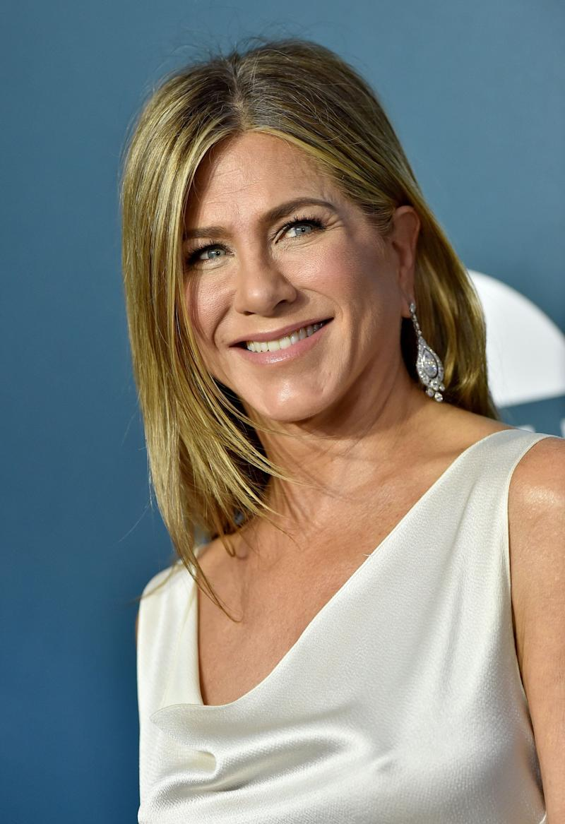 Jennifer Aniston  (Photo: Axelle/Bauer-Griffin via Getty Images)