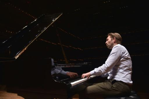 """Norwegian pianist Leif Ove Andsnes says playing Chopin """"you feel it's very much between two persons"""""""