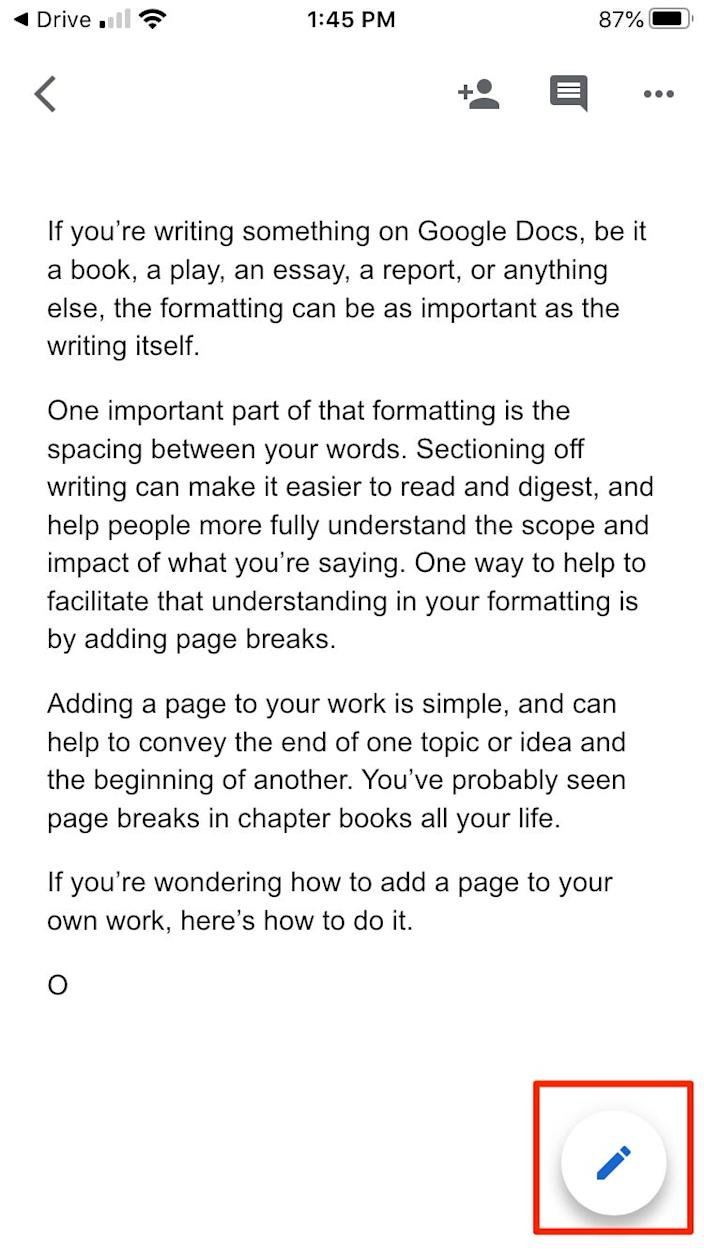 How_to_add_a_page_to_Google_Docs_ _3