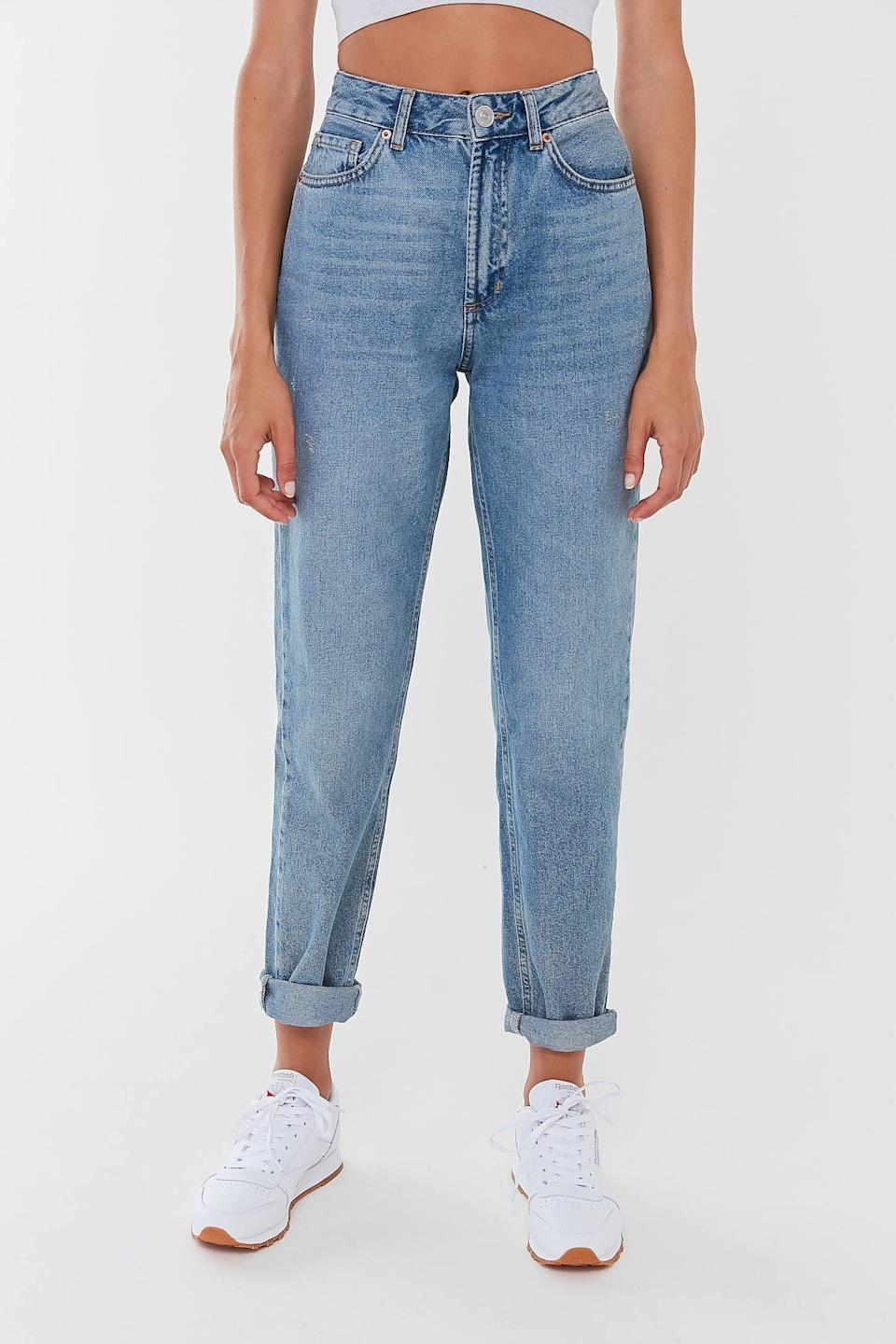 "<p><strong>BDG</strong></p><p>urbanoutfitters.com</p><p><strong>$49.00</strong></p><p><a href=""https://go.redirectingat.com?id=74968X1596630&url=https%3A%2F%2Fwww.urbanoutfitters.com%2Fshop%2Fbdg-high-rise-mom-jean-light-wash2&sref=https%3A%2F%2Fwww.seventeen.com%2Ffashion%2Fg34701248%2Furban-outfitters-2020-black-friday-sale%2F"" rel=""nofollow noopener"" target=""_blank"" data-ylk=""slk:Shop Now"" class=""link rapid-noclick-resp"">Shop Now</a></p><p>*Adds to the pile of jeans I won't wear until 2022.* </p>"