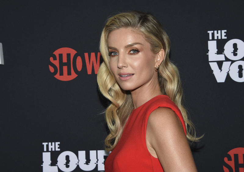 """Actress Annabelle Wallis attends the premiere of the ShowTime limited series """"The Loudest Voice"""" at the Paris Theatre on Monday, June 24, 2019, in New York. (Photo by Evan Agostini/Invision/AP)"""