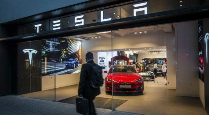 Tesla Stock Looks Like It's on the Verge of Another Breakout