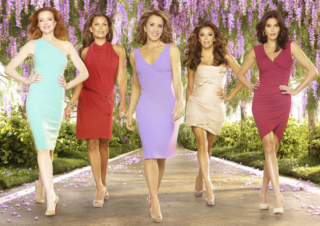 "<b>""<a href=""http://tv.yahoo.com/desperate-housewives/show/36265"">Desperate Housewives</a>""</b> (ABC) <br><br> <a href=""http://tv.yahoo.com/news/housewives-says-farewell-grace-humor-041847487.html"" target=""_blank"">Read More</a>"