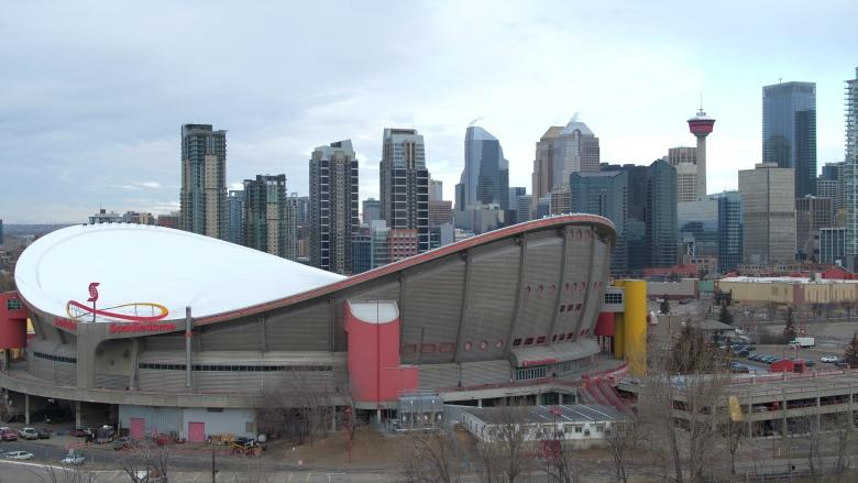 'Plan B' vision for arena to replace Saddledome expected to be debated Monday