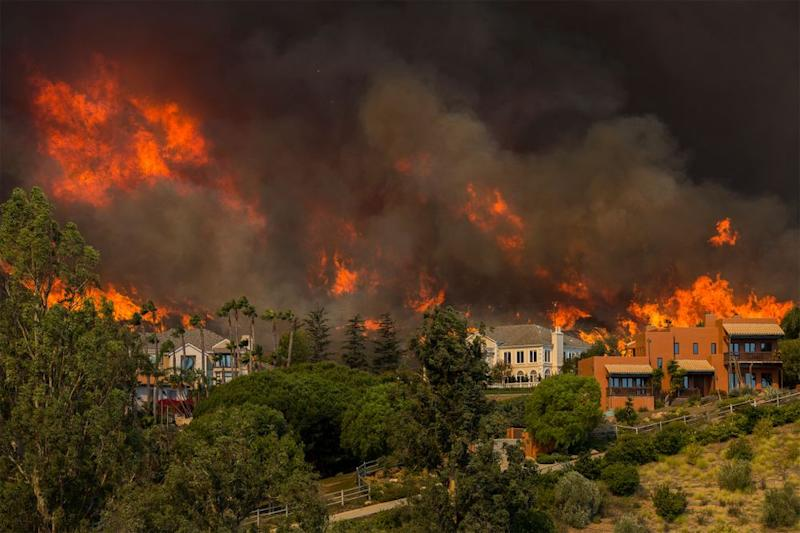The Woolsey Fire