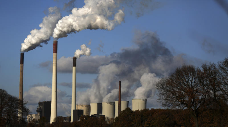 World's Atmospheric CO2 Spiked To A Record Last Year: UN