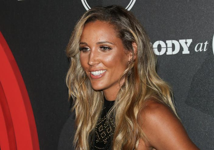 Lolo Jones opens up about dating during the pandemic. (Photo by Paul Archuleta/FilmMagic)