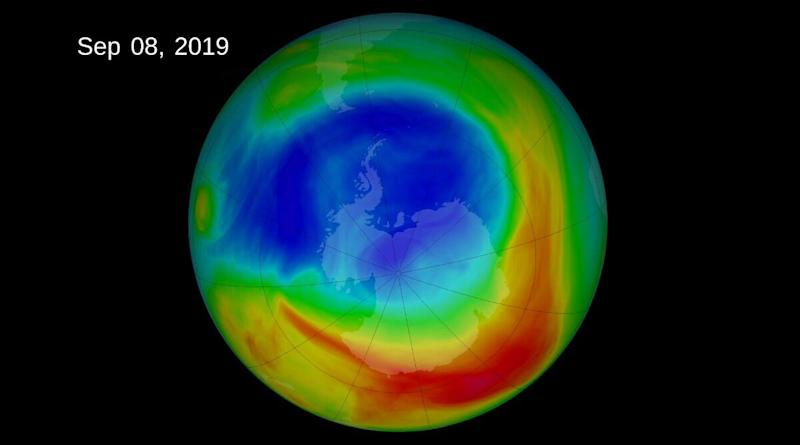 Earth's Ozone Layer is Healing With Global Efforts, Reversing Southern Jet Stream Damage