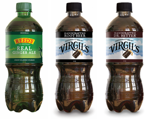 Reed's® & Virgil's™ Debut Resealable 20 oz. Bottles with National C-Store Partners