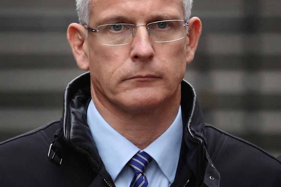 LONDON, ENGLAND - FEBRUARY 27:  Former police commander Brian Paddick leaves after giving evidence at the Leveson inquiry on February 27, 2012 in London, England. The inquiry, which will take evidence from interested parties and may take a year or more to complete, comes in the wake of the phone hacking scandal that saw the closure of The News of The World newspaper.  (Photo by Dan Kitwood/Getty Images)