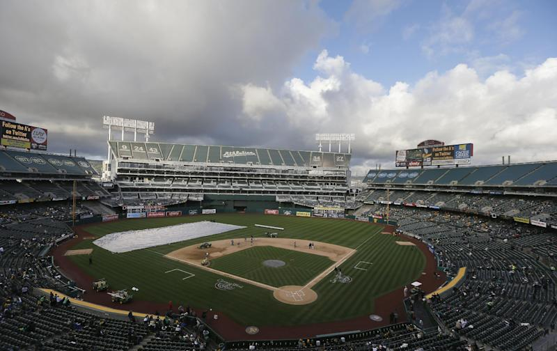 A's reject 10-year Coliseum lease offer