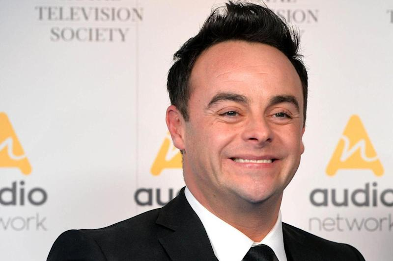 Secret struggle: Ant McPartlin said the experience of addiction sent him 'crazy'