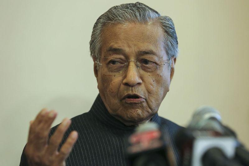 Tell Pakatan earlier of any problems, Dr M says after Zahid snub