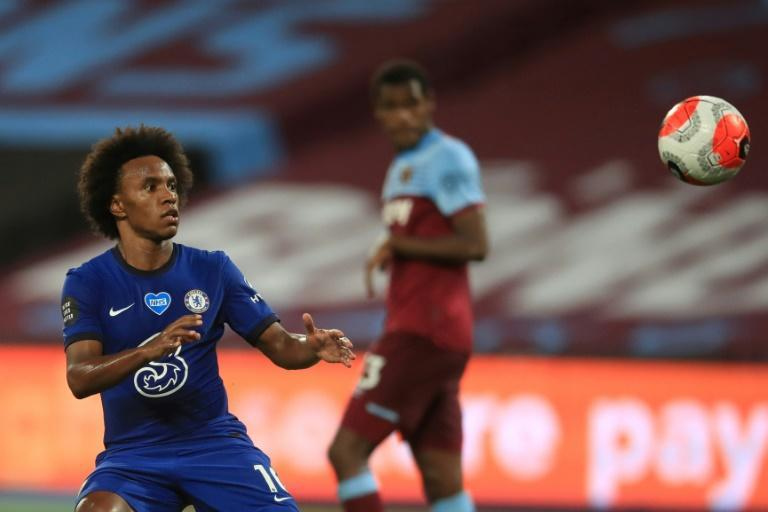 Willian has joined Arsenal after his contract at Chelsea expired