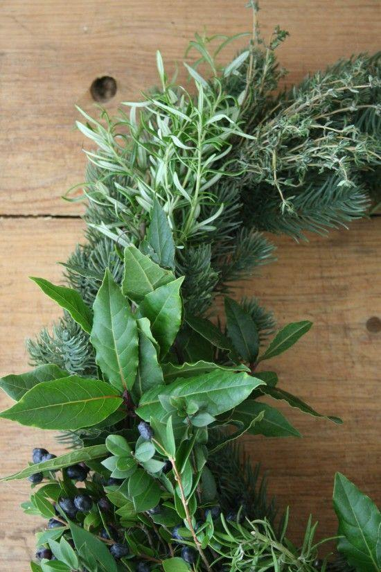 <p>Ah, the age-old wreath is still in high demand with Pinterest reporting a 413 percent increase in green garlands this year. <em>[Photo: Pinterest via Apartment Apothecary]</em> </p>