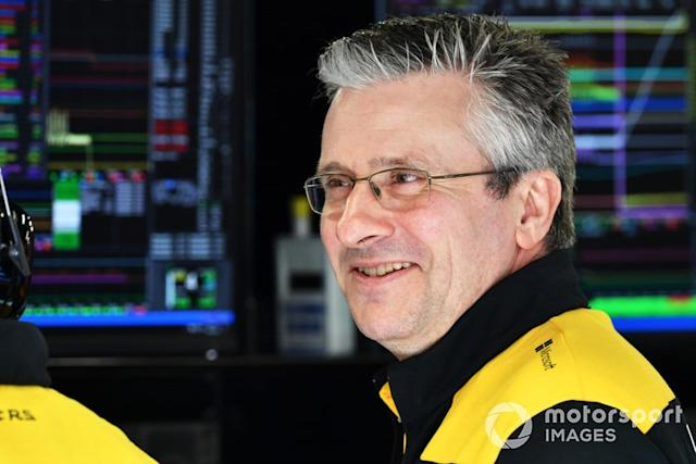"Pat Fry, Renault F1 Team <span class=""copyright"">Mark Sutton / Motorsport Images</span>"