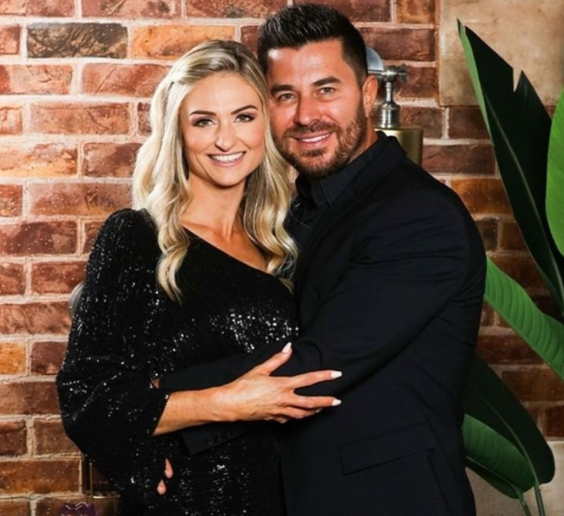 married at first sight james and jo