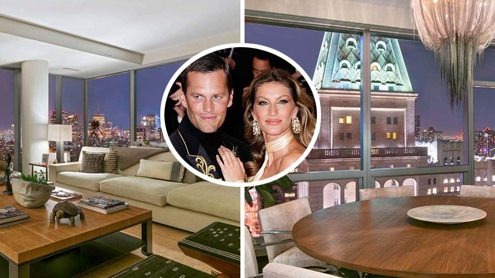 <p>Gisele Bundchen and Tom Brady have re-listed their $18.5 million penthouse and it is seriously incredible. Source: Sotheby's International Realty </p>