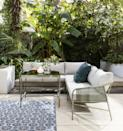 """<p><strong>The joys of <strong>long, balmy evenings lie just around the corner</strong>. From twinkling festoon lights to<strong> <a href=""""https://www.housebeautiful.com/uk/garden/g35548498/hanging-egg-chair/"""" rel=""""nofollow noopener"""" target=""""_blank"""" data-ylk=""""slk:hanging egg chairs"""" class=""""link rapid-noclick-resp"""">hanging egg chairs</a>, now is the time to <strong><strong>create an Insta-ready <a href=""""https://www.housebeautiful.com/uk/garden/designs/a495/garden-design-ideas/"""" rel=""""nofollow noopener"""" target=""""_blank"""" data-ylk=""""slk:garden"""" class=""""link rapid-noclick-resp"""">garden</a> space for summer — and prolong our outdoor happy hour. </strong></strong></strong></strong> </p><p>With restrictions gradually easing, garden gatherings are back on the cards. Whether you have an urban terrace or a cottage garden, say cheers to the summer months with cosy <a href=""""https://www.housebeautiful.com/uk/garden/g32443194/best-garden-sofa/"""" rel=""""nofollow noopener"""" target=""""_blank"""" data-ylk=""""slk:outdoor sofas"""" class=""""link rapid-noclick-resp"""">outdoor sofas</a>, stylish table arrangements, backyard cinema set-ups and clever uses of lighting. Take a look at these garden decor tips to try yourself...</p>"""