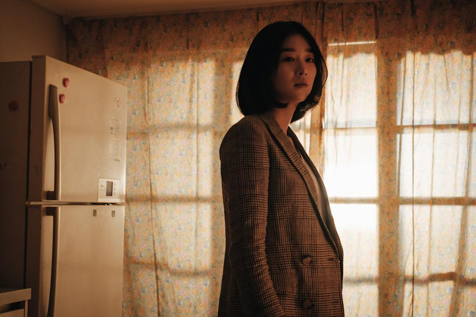 Recalled is a mystery thriller that features Seo Yea-ji. (Photo: iQiyi)