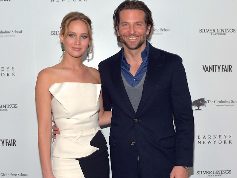 Bradley Cooper 'supporting J-Law'