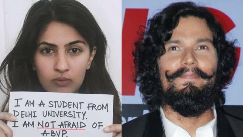 I Didn't Tweet My Hands Did: Gurmehar Kaur To Randeep Hooda
