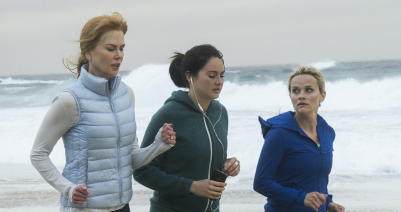 Del Monte Beach is a local secret and is featured on the show during the running scenes. Photo: HBO