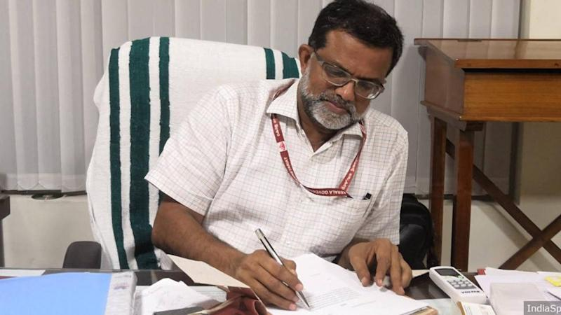 You cannot build an adequate health system to respond to an emergency during an emergency, says Rajeev Sadanandan, Kerala's former additional chief secretary of health. The resilience of the health system has to be built up over time, he says as India fights to contain COVID-19. Image credit: Indiaspend