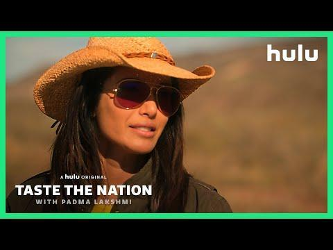 """<p>Former model and Top Chef judge Padma Lakshmi's idea to do a docu-style food travel series developed in a roundabout way. While working for the ACLU, Lakshmi initially hoped to produce a show covering immigration, she told <a href=""""https://www.eater.com/2020/6/22/21299094/padma-lakshmi-interview-taste-the-nation-hulu-interview"""" rel=""""nofollow noopener"""" target=""""_blank"""" data-ylk=""""slk:Eater"""" class=""""link rapid-noclick-resp"""">Eater</a>. Later, she decided to combine her passions for immigrant justice and food into a single project. Thus, <em>Taste the Nation</em> was born–a complex, humanizing look at the United States as Lakshmi takes to the road, interviewing Americans of all political stripes who dedicate their lives to keeping the nation well-fed.</p><p><a href=""""https://www.youtube.com/watch?v=k6e5JevzQeQ"""" rel=""""nofollow noopener"""" target=""""_blank"""" data-ylk=""""slk:See the original post on Youtube"""" class=""""link rapid-noclick-resp"""">See the original post on Youtube</a></p>"""