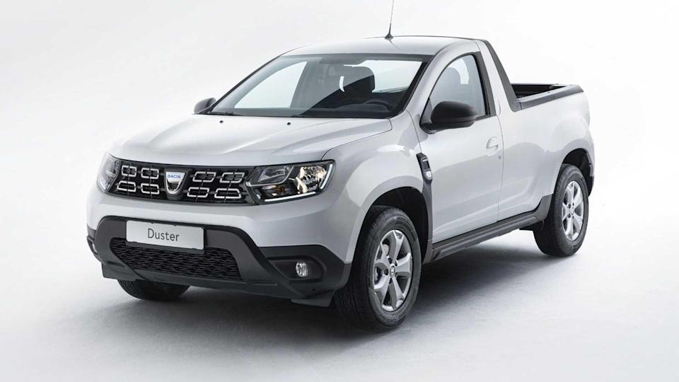 Dacia Duster pick-up 2020