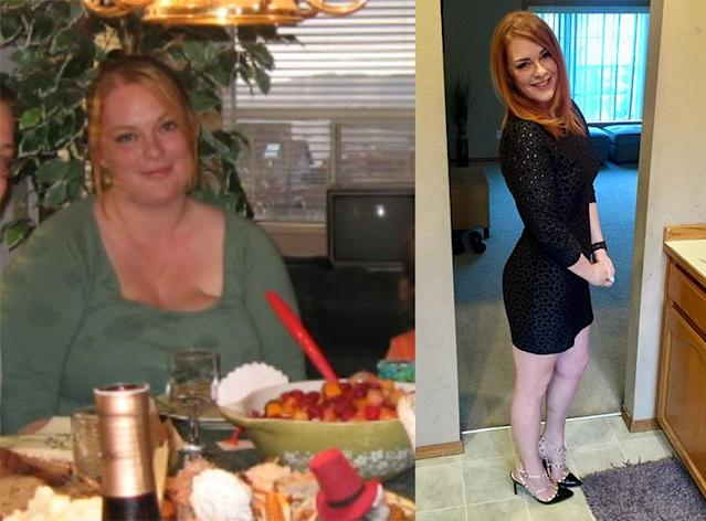 The support of her family and Instagram followers helped Emma Passe lose weight.