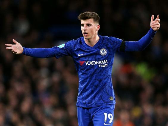 Mason Mount will be reminded of his responsibilities by Chelsea after breaking self-isolation (PA)