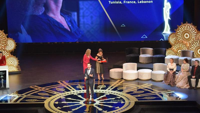 Mexico takes top prize at the Cairo International Film Festival