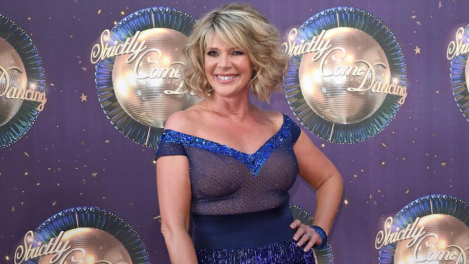 Ruth Langsford believes our work mistakes just make us better at our job (Image: Getty Images)