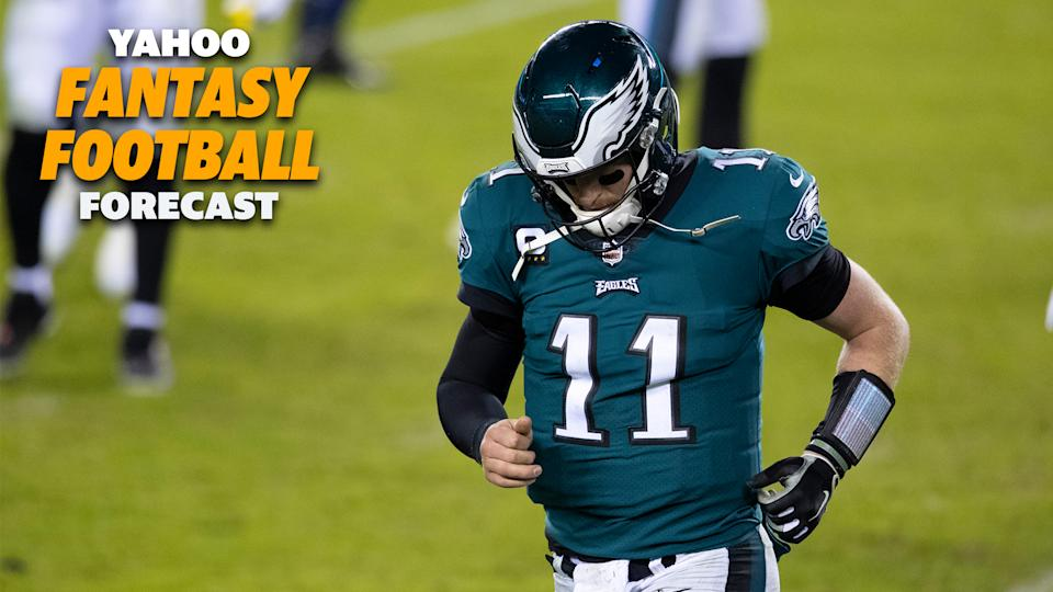 Carson Wentz is heading to the Indianapolis Colts. Will he bounce back?