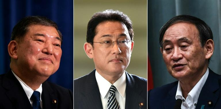 Who are the candidates to replace Japan PM Abe?